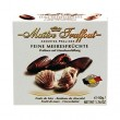 Konfektes Mini Pralines sea shell 50g Belgija